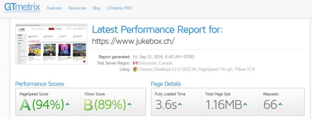 pagespeed-optimierungen-jukebox
